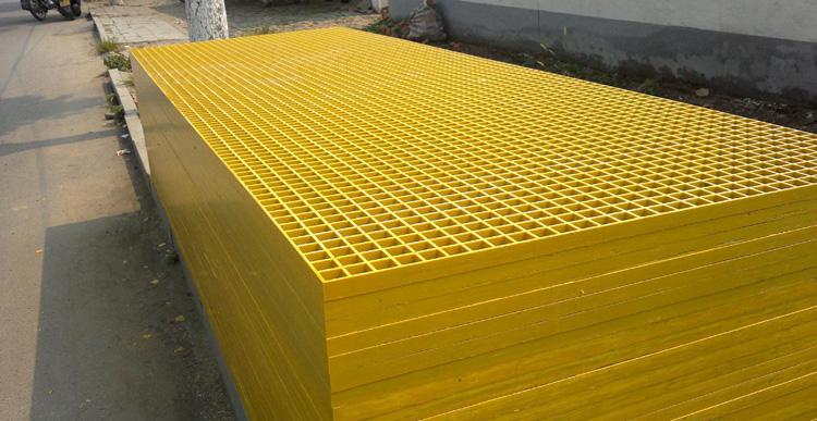 玻璃钢格栅盖板作为结构材料有哪些特点?